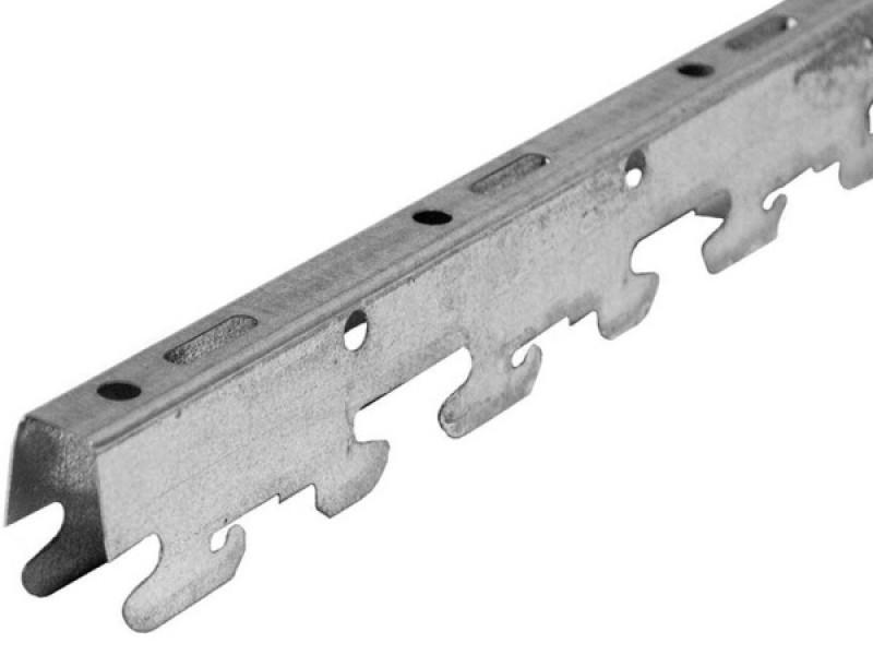 Гребенка BT-3 для реечного потолка Итальянского дизайна