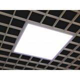 Ультратонкая светодиодная панель ULTRA LIGHT LED для потолка грильято 6500К