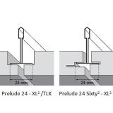 Потолочная плита ОПТИМА OPTIMA Vector 600x600x22