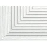 Потолочная плита ГРАФИС ДИАГОНАЛЬ GRAPHIS DIAGONAL MicroLook 600x600x17