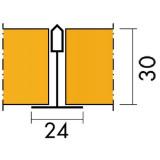 Потолочная плита ИНДАСТРИ МОДУС ТАЛ INDUSTRY MODUS TAL-VA White A 1200x600x30