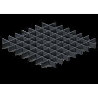 Грильято Эконом 75х75 выс. 40 шир. 10 черный